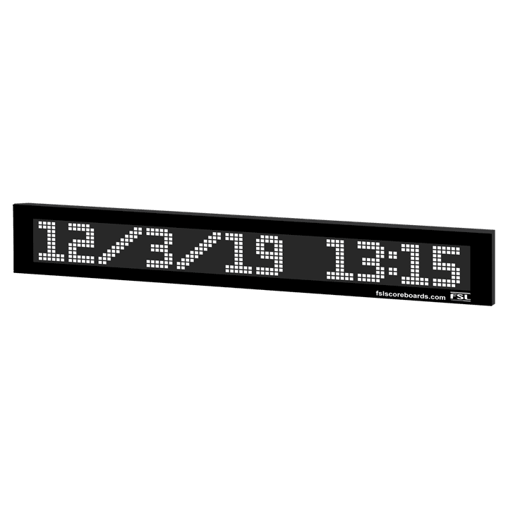 Date & Time Display Product Image