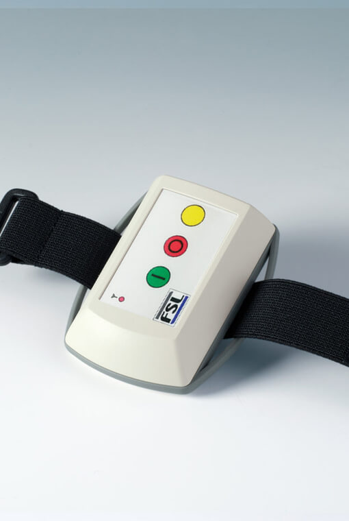 Wearable Industrial Remote Control Product Image