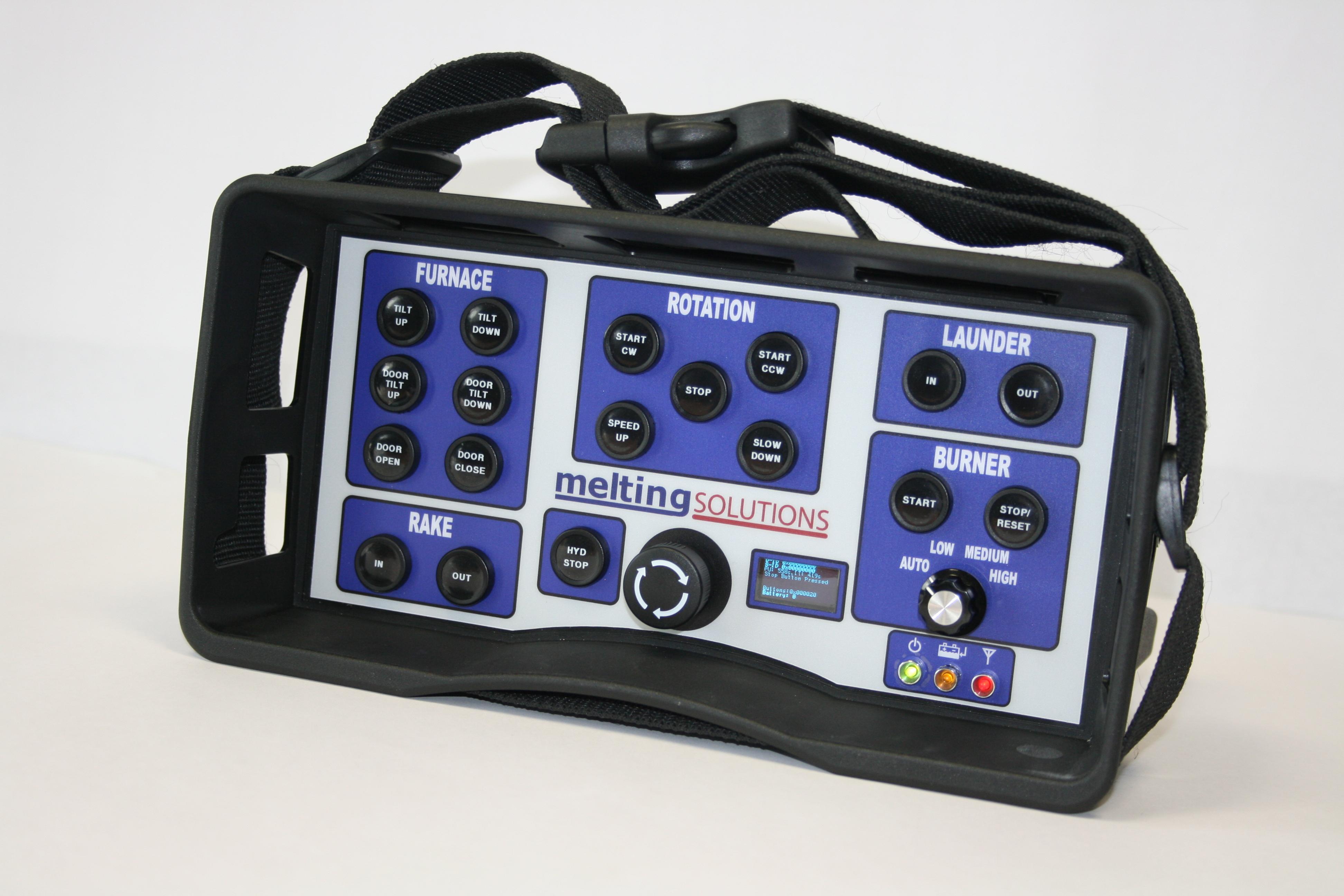 Industrial Remote Control Wireless Joystick Radio Remote